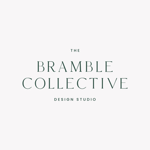 Bramble Collective - Semi-Custom Branding