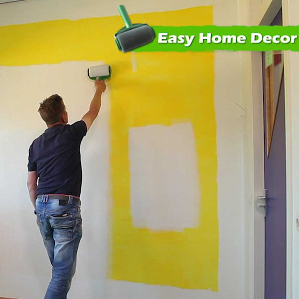 This technique will help you paint your entire house in a day