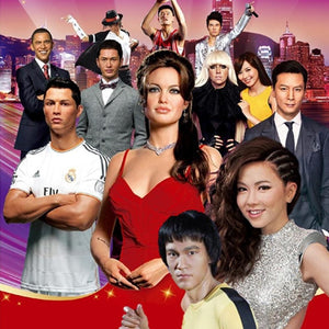 Madame Tussauds Hong Kong Ticket
