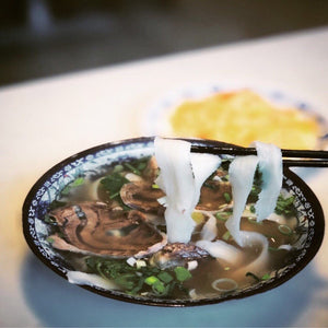 Authentic Lanzhou Beef Noodles Voucher to Redeem One Lunch Set (Value HK$68)