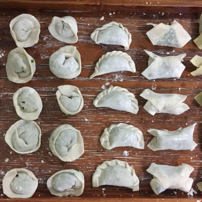 Felicity Yau Authentic Traditional Organic Homemade Dumplings Cooking Experience