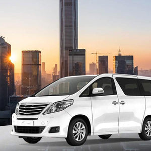 Private (6PAX) MPV Hong Kong International Airport Transfers