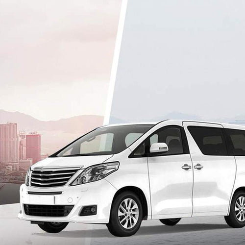 Private City Transfer between Hong Kong and Zhuhai
