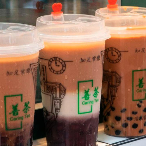 Caring Tea in Tsim Sha Tsui(Bubble Tea Voucher)