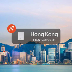 4G WiFi (HK Airport Pick Up) for Hong Kong (3/6/9/12 day) from Song WiFi