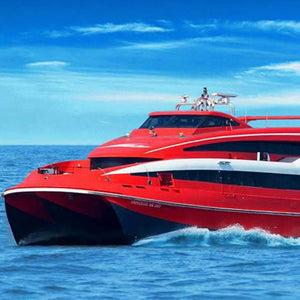 TurboJet Ferry Tickets (Macau Outer Harbor or HK Airport Departure)