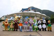 Load image into Gallery viewer, Ocean Park Hong Kong