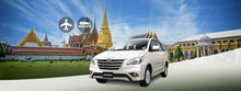 Load image into Gallery viewer, Private Suvarnabhumi Airport Transfers (BKK) for Bangkok by Thai Rhythm