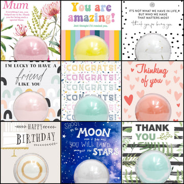 Bath Bomb Gift Cards