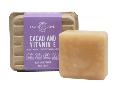 Soothing Conditioning Bar - Cacao & Vitamin E