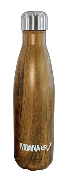 Drink Bottle - Wood