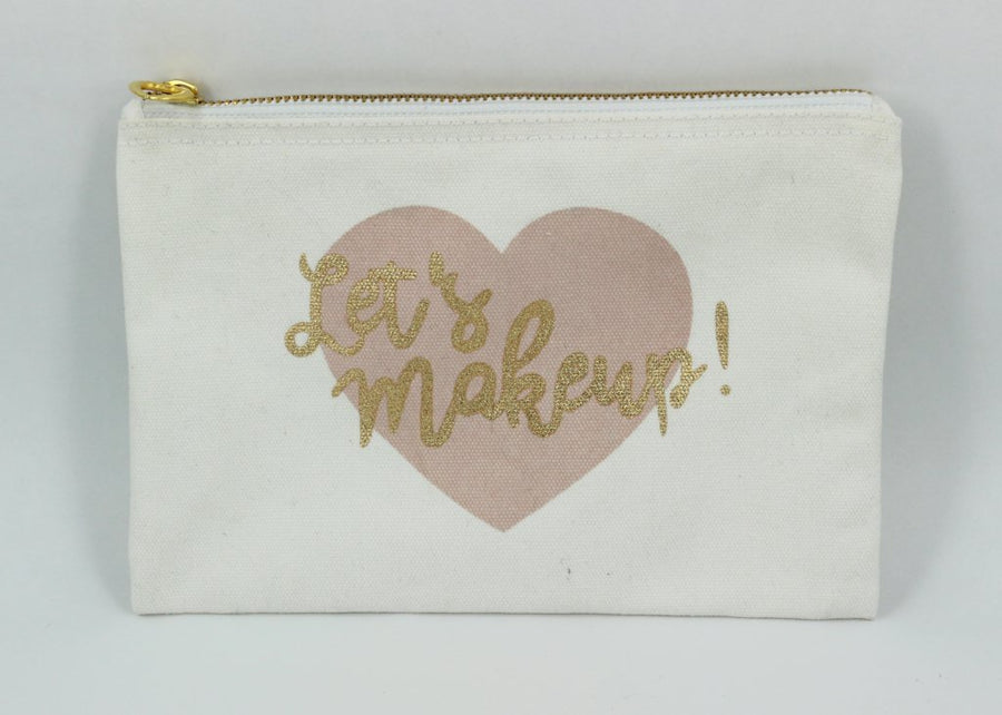 Cosmetic Bags/Clutches in 3 Unique Designs