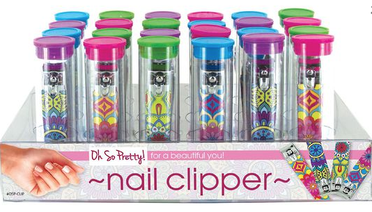 Oh So Pretty! Nail Clippers