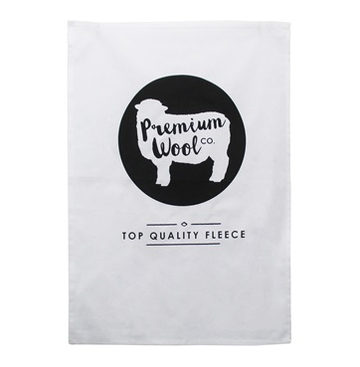 Premium Wool Tea Towel