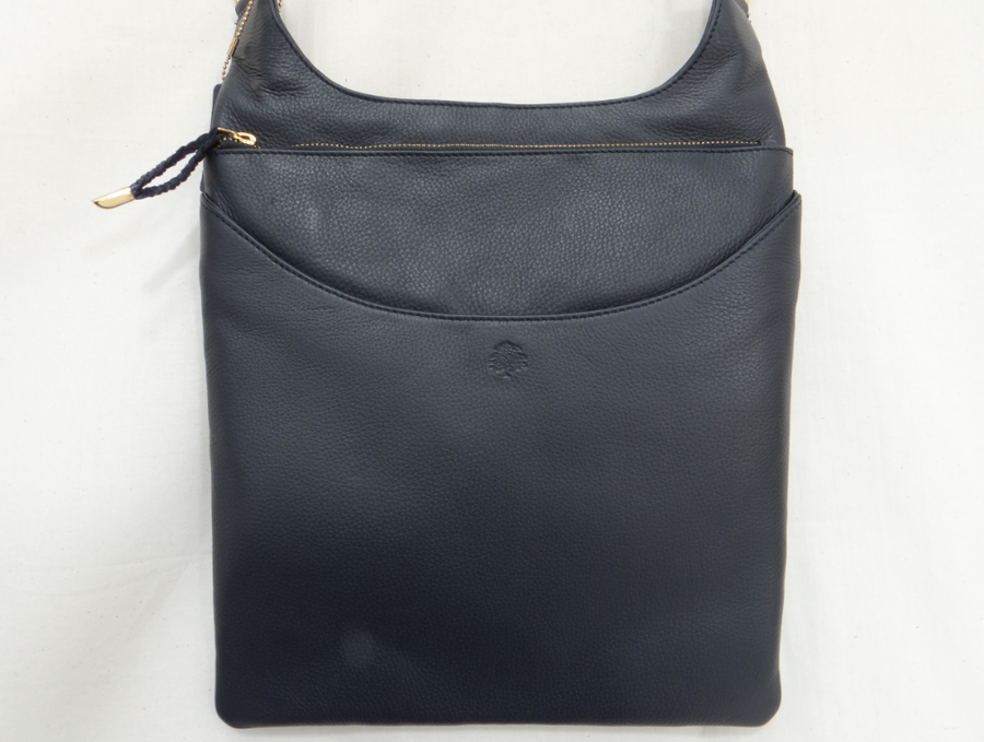 Smiley Sling Bag - Black