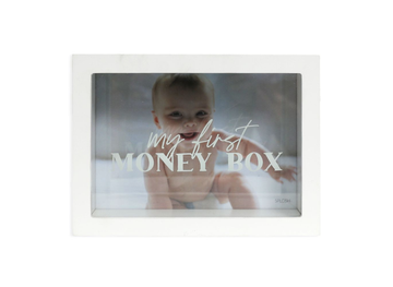 Baby Personalised Change Box