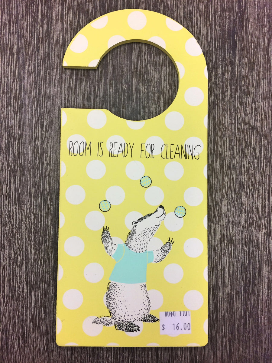 Kids Door Hanger. 4 cool designs!