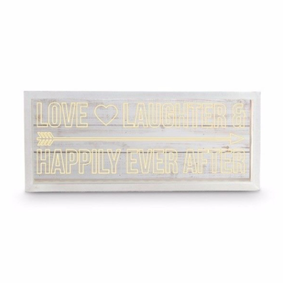 Love Laughter LED Money Box