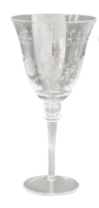 Fine Red Wine Glass