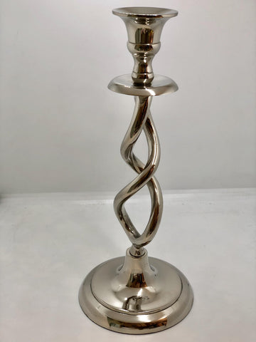 Vidalia Twisted Candleholder - Single