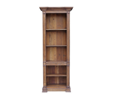 Single Open Bookcase