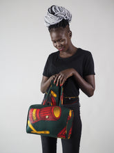 Load image into Gallery viewer, OANAYA AFRICAN PRINT HANDMADE HANDBAG