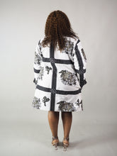 Load image into Gallery viewer, AFRICAN PRINT LADIES MOILI COAT