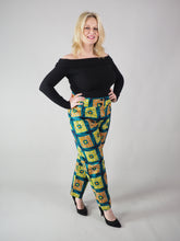 Load image into Gallery viewer, AFRICAN PRINT LADIES' MANDY PANTS