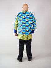 Load image into Gallery viewer, LIKON AFRICAN PRINT MEN'S SHIRT