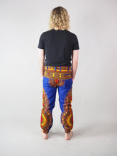 Load image into Gallery viewer, TELMERA AFRICAN PRINT MEN'S TROUSERS
