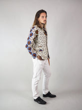 Load image into Gallery viewer, JAAN AFRICAN PRINT MEN'S BLAZER