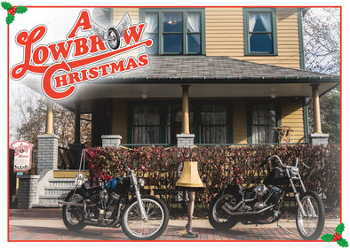 Lowbrow Customs' Holiday Gift Guide: Perfect gift ideas for the motorcycle rider in your life!