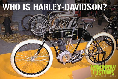 Who Is Harley-Davidson?