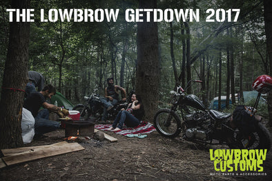 The Lowbrow Getdown 2017 - Lowbrow Customs