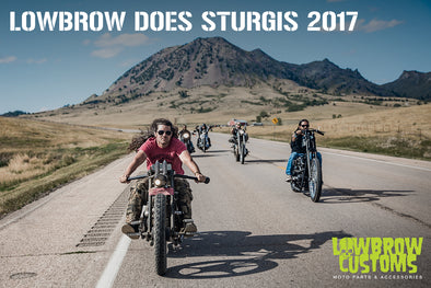 Lowbrow Does Sturgis 2017