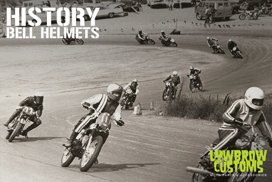 The History of Bell Helmets