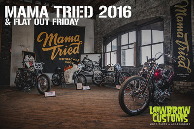 Lowbrow Customs at Mama Tried 2016 Weekend