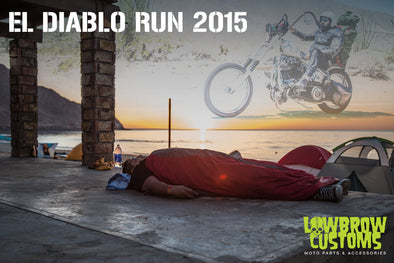El Diablo Run 2015 - Lowbrow Customs