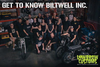 Get to Know Biltwell Inc. - Lowbrow Customs