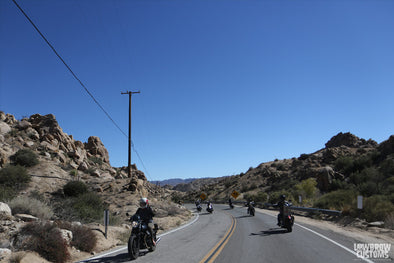 Babes Ride Out 6 - Joshua Tree, CA - Lowbrow Customs