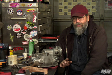 Big Twin 4 speed Transmission Rebuild With Frank Kaisler-Lowbrow-Customs