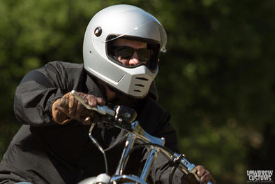 Biltwell Lane Splitter Helmet Review & Customer Testimonials