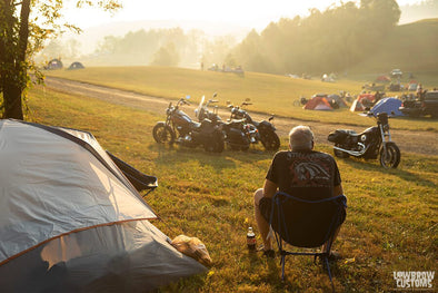 VIDEO: Blue Ridge Stake Out 2019 - Lowbrow Customs