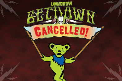 Lowbrow Getdown - June 26th - 28th, 2020