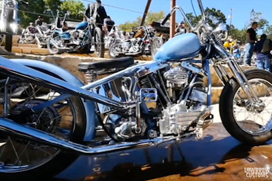 VIDEO: Giddy Up Vintage Chopper Show - Full Length Film