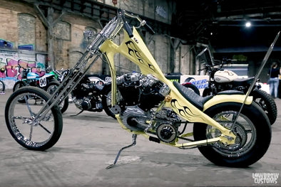 VIDEO: Glory Daze Custom & Vintage Motorcycle Show - Pittsburgh, PA