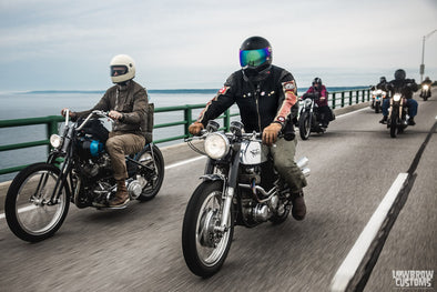 VIDEO: The Great Lakes Escape Motorcycle Trip