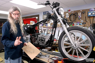 VIDEO: How To Install S&S Cycles 1200cc Hooligan kit 883cc Harley-Davidson Sportsters - Part 2 - Assembly