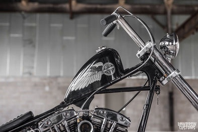 What is a Frisco Style Chopper?