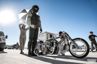 Video: Bonneville A Lowbrow Redemption Story